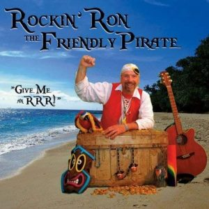 Rockin' Ron the Friendly Pirate @ Latham Library