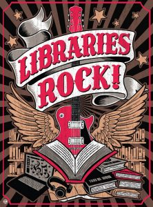 Libraries Rock Final Party @ Latham Library