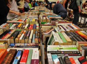 Spring Book Sale @ Latham Library