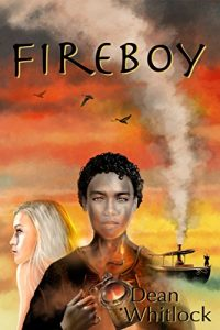 "Local Author Dean Whitlock reads from ""Fireboy"" @ Latham Library"