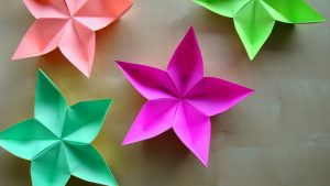 Origami with Gail Martin @ Latham Library