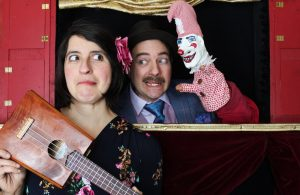 Puppet Show with Modern Times Theater @ Peabody Library