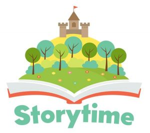 Virtual Storytime! @ online via Zoom
