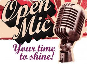 Thetford Open Mic Night @ online via Zoom