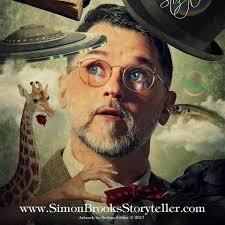 Storytelling Workshop with Simon Brooks @ Peabody Library