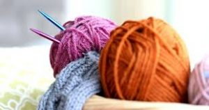 Virtual Knitting Group @ Online via Zoom