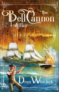 Local Author Dean Whitlock reads from his new book...The Bell Cannon Affair @ Latham Library