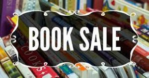 Fall Book Sale! @ Latham Library parking lot